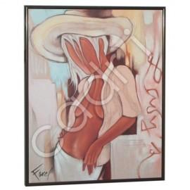 Lady's Hat, Pierre Farel - 500x400 mm