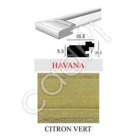 Cadre Bois Standard Nielsen Havana