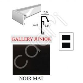 Cadre Aluminium Standard Nielsen Gallery Junior Multivues Noir