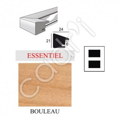 Cadre Bois Standard Nielsen Essentiel Multivues