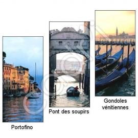 Marque-Page Magnétique Thème Italie