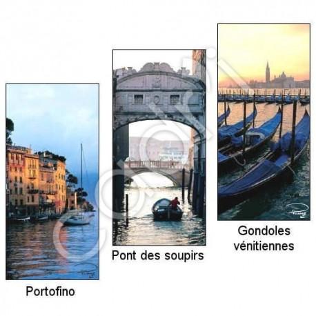 Marque-Page Magnétique - Thème Italie
