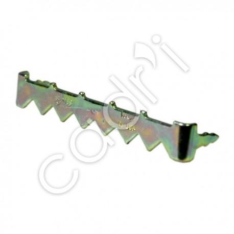 Attaches Crocodiles à Frapper 49 mm
