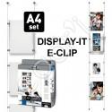 Présentation Display-It - Boite Complète A4