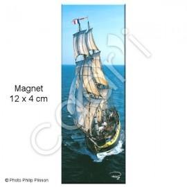 Magnet La Frégate HMS Rose