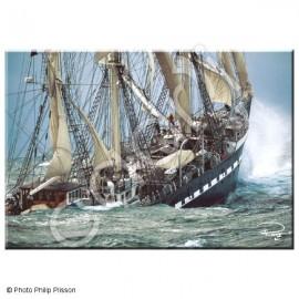 Magnet Le Trois-Mâts barque Belem