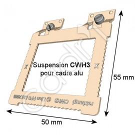 Suspension CWH3 pour Cadre Aluminium
