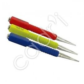 Chasse-Clous Embout Creux - 0.8 mm, 1.6 mm et 2.4 mm
