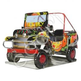 Jeep en Alu de Récupération