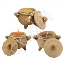 Marmiton Bougie - Lot de 3