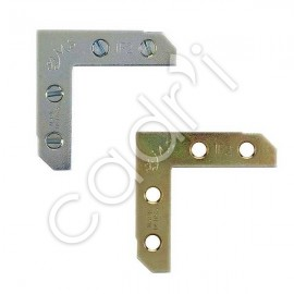 Équerres Spéciales Grands Cadres Profils Aluminium