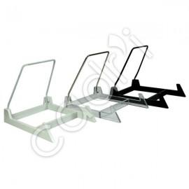 Chevalets Pliants Socle Plexiglass - 3 coloris