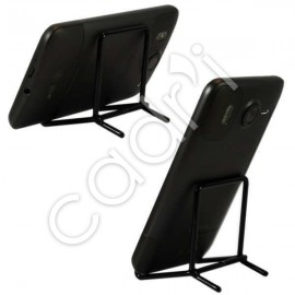 Chevalets de Table Fixes noirs
