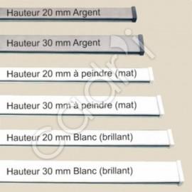 Cimaise de Présentation Nielsen - Longueur Utile : 3,00 mètres