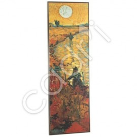 La Vigne Rouge, Vincent Van Gogh - 952x305 mm