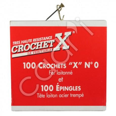 Crochets à Tableaux Le Crochet X : n° 0