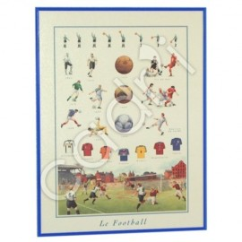 Le Football (Sport Collection) - 414x320 mm