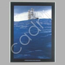 L'Odyssée du Belem, Xavier Zimbardo - 804x604 mm