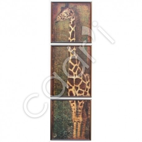 Girafe Massaï de Fabienne Arietti