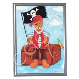 Le Pirate, Lynda Faÿs - 180x130 mm