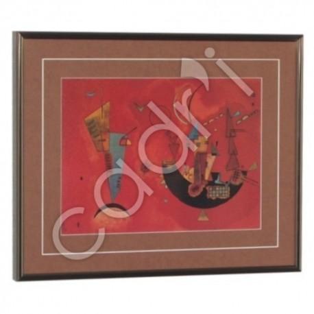 Avec Et Contre de Wassily Kandinsky