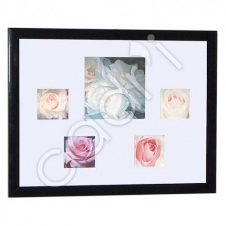 Des Roses - Composition à partir d'œuvres de Vincent LOUCHE