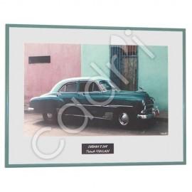 Cubana's Car, Thibault Feuillade - 500x378 mm