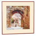 Rue de Lacoste En Provence, Vincent Louche - 400x400 mm