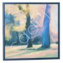 Matinale à Balaine, Vincent Louche - 300x300 mm